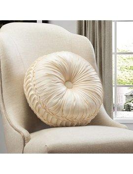 Acamar Tufted Round Throw Pillow by Astoria Grand