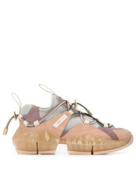 Diamond Trail Sneakers by Jimmy Choo