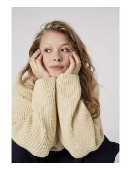 Sabrina Slouchy Knitted Jumper by Kings Of Indigo