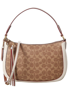 Coach Signature Sutton Crossbody by Coach