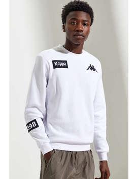 Kappa Authentic Labazya Crew Neck Sweatshirt by Kappa