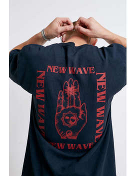 Uo New Wave Tee by Urban Outfitters