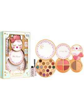 Limited Edition Let It Snow, Girl! Makeup Collection by Too Faced
