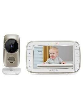 "Motorola Mbp845 5"" Digital Video Baby Monitor With Wi Fi by Ebay Seller"