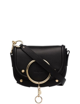 Small Ring Cross Body Bag by See By Chloé