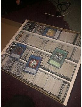 4,000+ Cards Yu Gi Oh! Card Lot   2000+ Holos (Secret, Ultra, Super) 1000 Rares by Ebay Seller