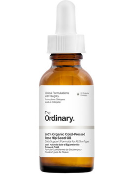 100% Organic Cold Pressed Rose Hip Seed Oil by The Ordinary
