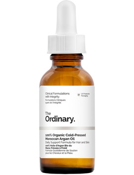 100% Organic Cold Pressed Moroccan Argan Oil by The Ordinary