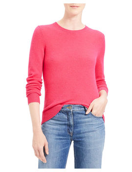Crewneck Cashmere Sweater by Theory