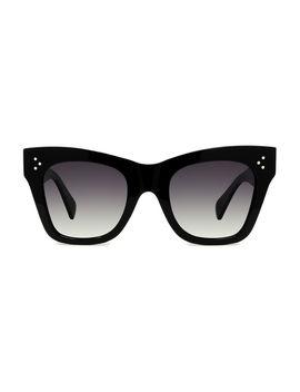 Cat Eye Sunglasses by Celine