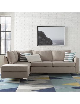 Bickel Reversible Sectional by Allmodern