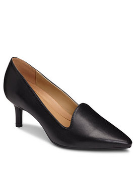 Macrame Pointy Toe Pumps by General