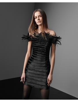 Lydia Off The Shoulder Dress by Ralph Lauren