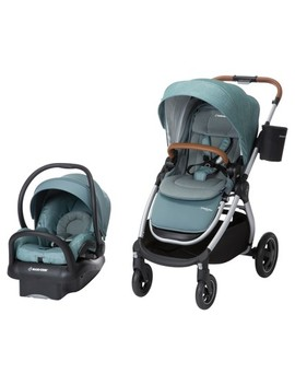 Maxi Cosi Adorra All In One Modular Travel System With Mico Max 30 Infant Car Seat by Maxi Cosi