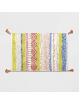 2'x3' Stripe Woven Accent Rug   Opalhouse™ by Opalhouse