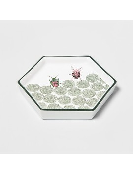 Hexagon Jewelry Storage Tray Kona Bugs   Opalhouse™ by Shop Collections