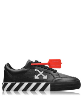 Vulcan Low Leather Trainers by Off White