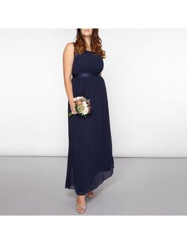 Showcase Curve Navy Natalie Maxi Dress by Dorothy Perkins