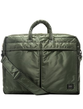 Porter Yoshida & Co. 2 Way Overnighter by Porter Yoshida & Co.