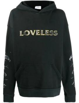Loveless Hoodie by Rhude