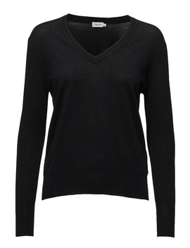 Merino  V Neck Sweater by Filippa K