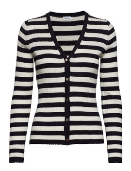 Striped Cardigan by Filippa K
