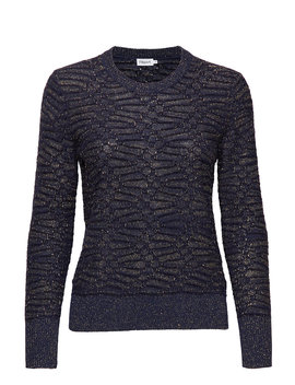 Glitter Chenille R Neck by Filippa K