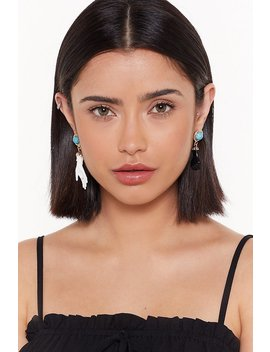 Lend A Helping Hand Drop Earrings by Nasty Gal