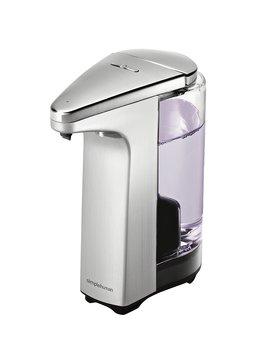 Compact Sensor Soap Pump by Simplehuman