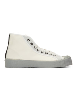 Off White Special Mid Gs Sneakers by Spalwart