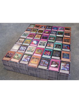 Yu Gi Oh!! Card Lots   10,000 Cards   Available   All Must Go! by Konami