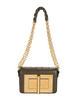 Python Medium Natalia Bag by Tom Ford