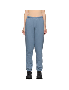 Blue Beachwood Lounge Pants by Gil Rodriguez