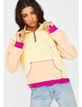 Orphic Colorblock Jumper by Zya
