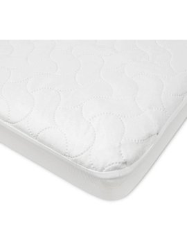 American Baby Company Waterproof Fitted Porta/Mini Crib Protective Mattress Pad Cover, White by American Baby Company