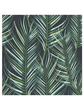 Superfresco Easy Superfresco Easy Paste The Wall Palm Leaves Green Wallpaper by Homebase