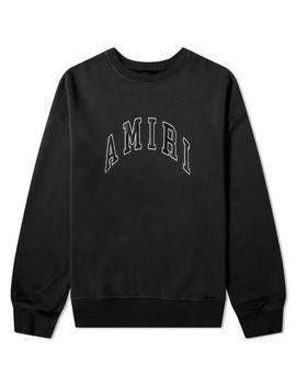 Amiri College Amiri Crew Sweat by Amiri