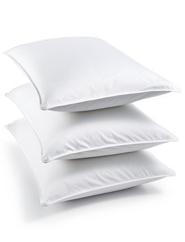 European White Down Pillow Collection, Created For Macy's by General