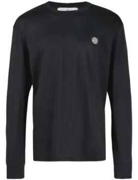 Logo Sweatshirt by Stone Island