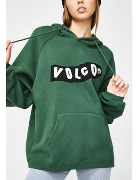 Roll It Up Hoodie by Volcom