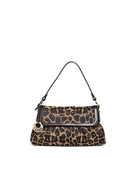 Fendi Brown Leopard Chef Small by What Goes Around Comes Around
