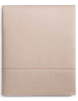 680 Thread Count 100% Supima Cotton Queen Flat Sheet, Created For Macy's by General