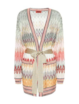 Cardigan In Jersey by Missoni