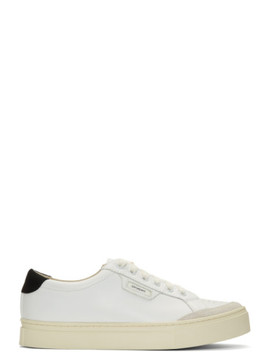 White Tilden Sneakers by Saturdays Nyc