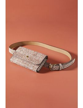 Aria Belt Bag by Linea Pelle