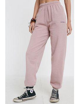 Iets Frans... Pink Jogger Sweatpant by Iets Frans...