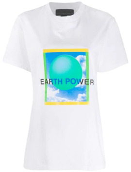 Earth T Shirt by Stella Mc Cartney