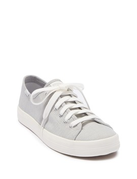 Kickstart Mini Chambray Sneaker by Keds