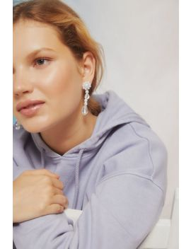 Gabriella Pearl Drop Earring by Urban Outfitters