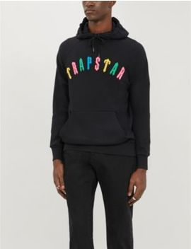 Confidential Cotton Blend Hoody by Trapstar